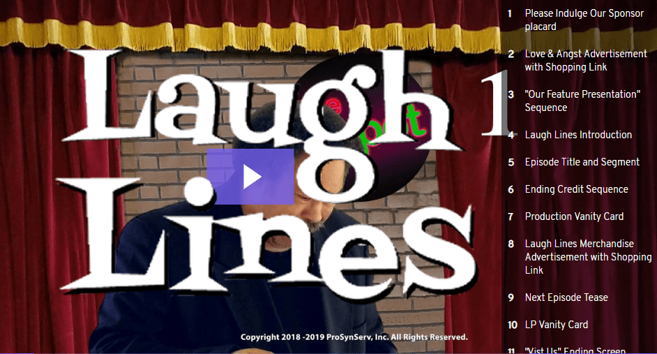 Laugh Lines - LP What Is, Isn't Featured Image
