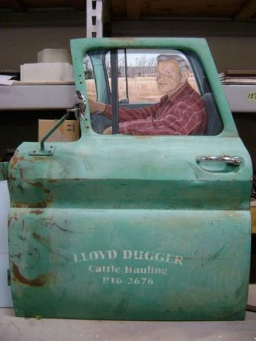 Lloyd Dugger portrait