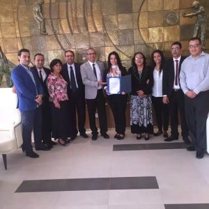TUNISIE – GOLF ROYAL HOTEL – Certification ISO 9001 version 2015 par Label Qualité