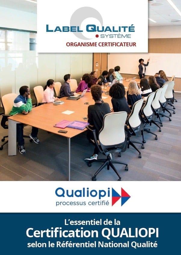 (Français) Plaquette d'information sur QUALIOPI