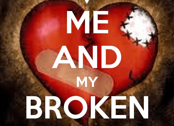 broken heart lqueenwrites.com