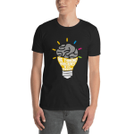 big thinking unisex teeshirt