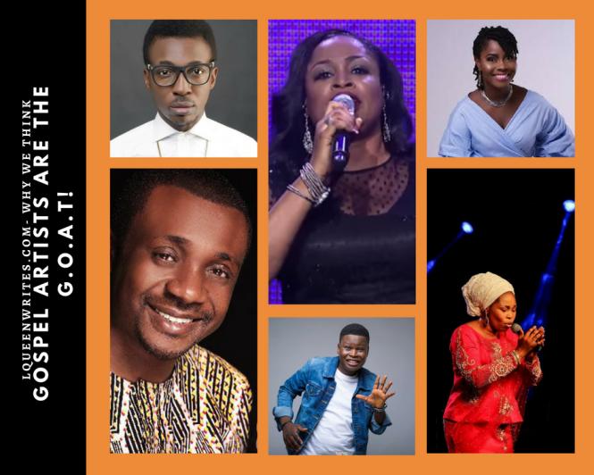 gospel artists in nigeria
