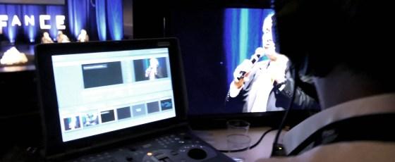 OPEN LIVE / Captation en direct