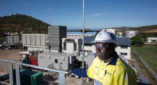 Dual Fuel Mobile Turbines, PNG - LR Group - Making Vision