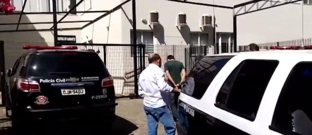 prisão indiciado