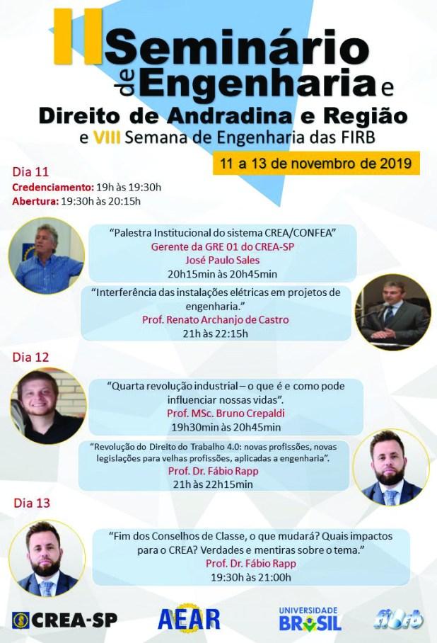A6 seminário