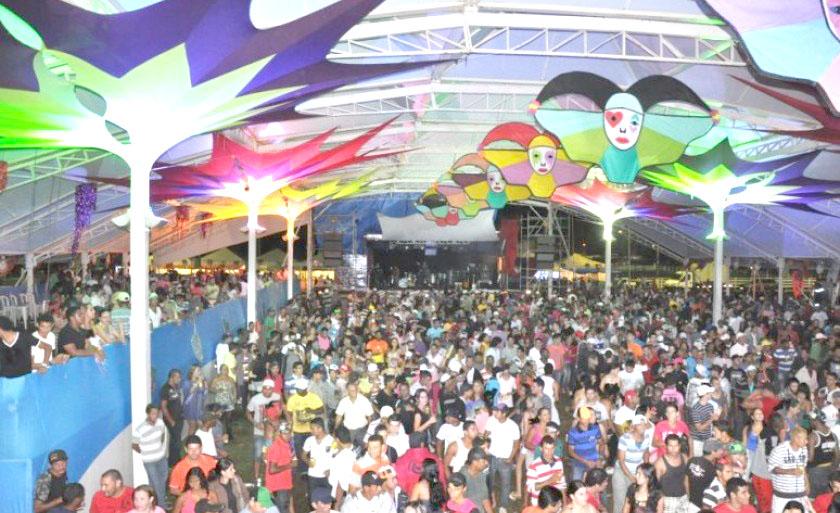 a3 Três Lagoas Carnaval