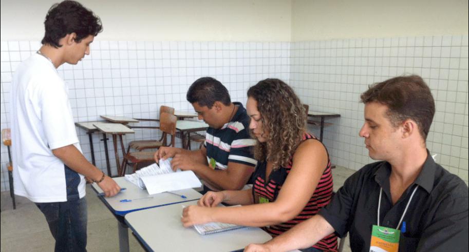 O Liberal Regional - -Justiça Eleitoral recebe inscrições para interessados  em atuar como mesários