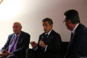 Souvenirs d'une grande et belle mobilisation autour de Nicolas Sarkozy - NS01