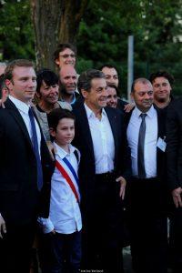 Souvenirs d'une grande et belle mobilisation autour de Nicolas Sarkozy - NS09