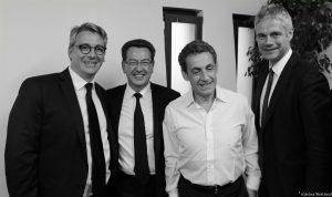 Souvenirs d'une grande et belle mobilisation autour de Nicolas Sarkozy - NS11