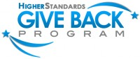 Higher Standards GiveBack