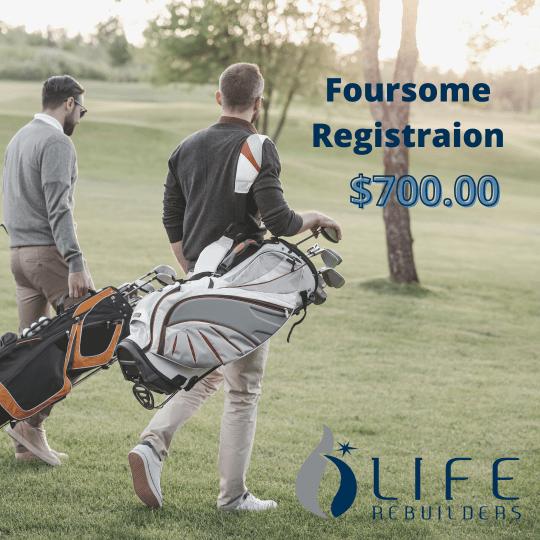 Foursome Golf Registration