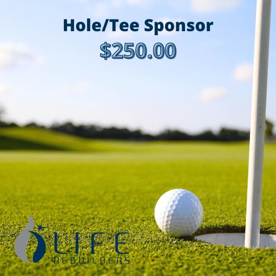 Hole/Tee Sponsorship