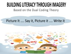 Building Literacy through imagery