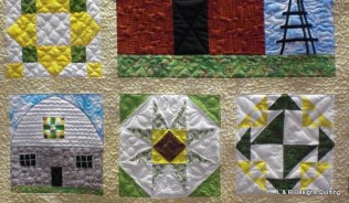 Shelby's Barn quilt 5