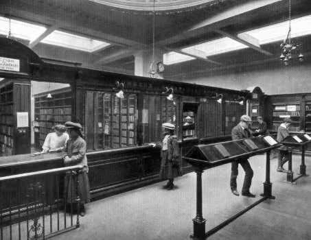 Le merchandising en bibliothèque (bis)