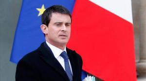 Prime Minister Valls