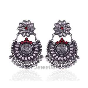Beautiful Handmade Chand Bali Designer Earrings