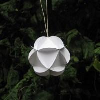 Papir bold - DIY