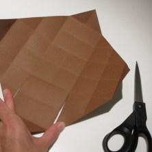 fold en kvadratisk æske - trin 12 Guide til foldede æsker, del 2