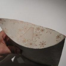 Sådan folder man en gaveæske - lukket æske