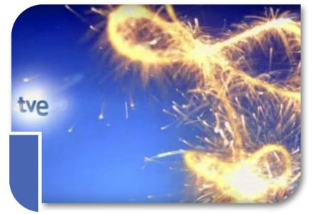 TVE 1 · Post-production Happy New Year 2013 - After Effects