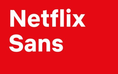 """Netflix Creates New Custom Font """"Netflix Sans."""""""