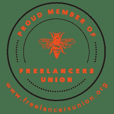 Freelancer's Union Member