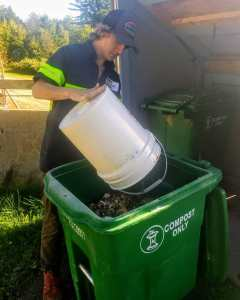 Compost Collection