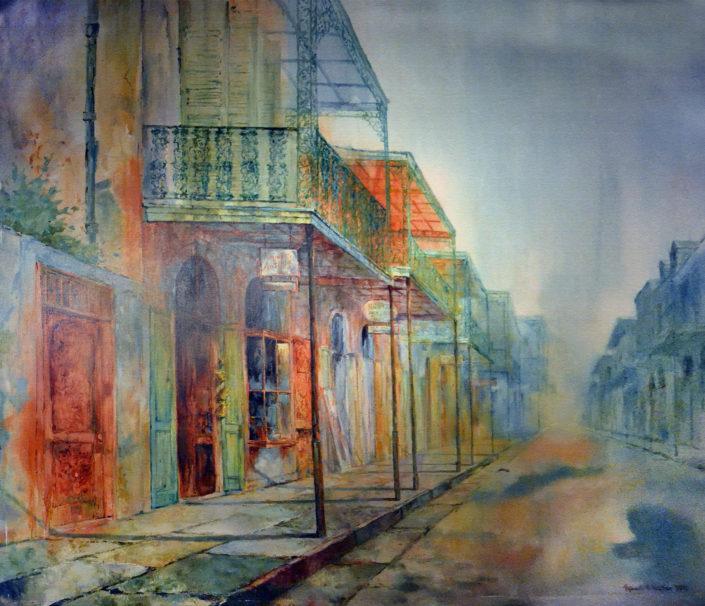 Robert M Rucker L Ruth Gallery Of Louisiana Art