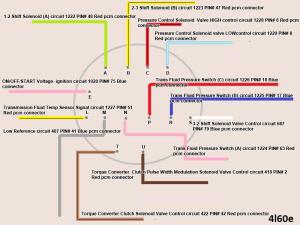 4L80e wiring Pink wires?  LS1TECH  Camaro and Firebird