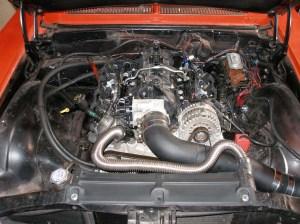 LQ4 into a 3rd Gen1972 Nova  LS1TECH  Camaro and