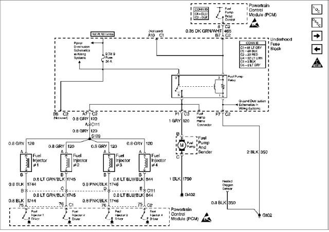 Lsx S10 Fuel Pump Motor Feed?