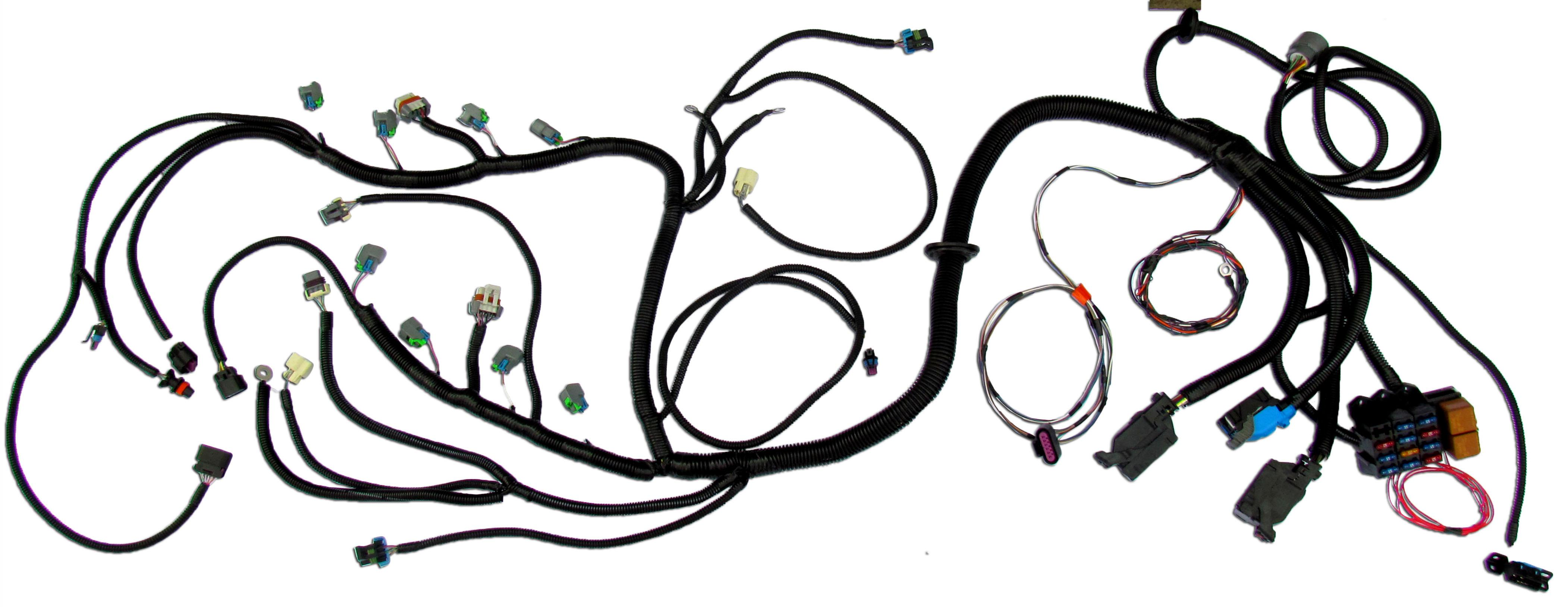 02 Bravada Aftermarket Wire Harness