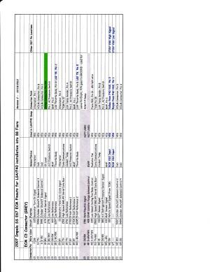 88 Fiero Formula LS4F40 6 speed swap  Page 3  LS1TECH