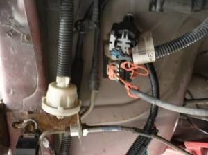 98 Racetronix Fuel pump and hotwire harness w trap door