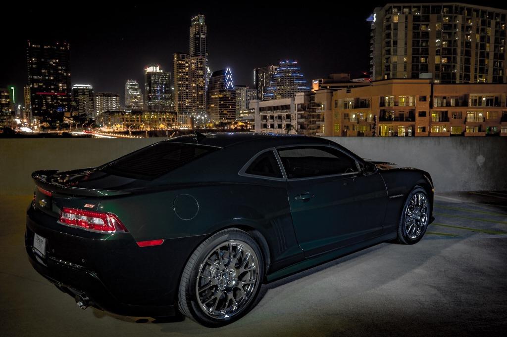 2015 Camaro Special Edition