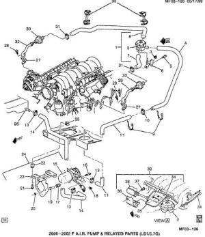 Air Pump Diagram  2001 camaro?  LS1TECH  Camaro and