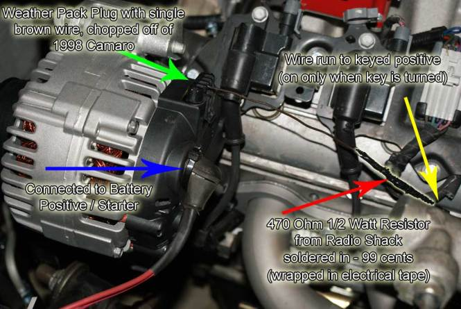 chevy silverado alternator wiring diagram wiring diagrams repair s wiring diagrams autozone