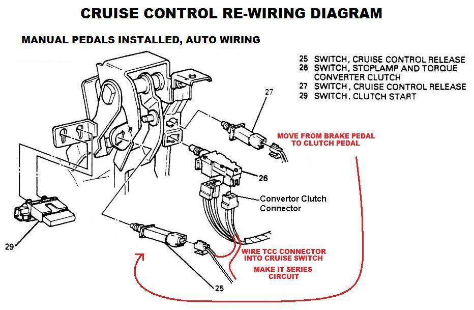 Toyota Corolla Automatic Transmission Diagram