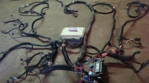 LM7 LQ4 engine and trans wiring harness and ecm  LS1TECH