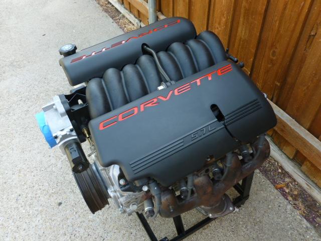 For Sale Model Corvette Ls1 Engine Low Low Miles