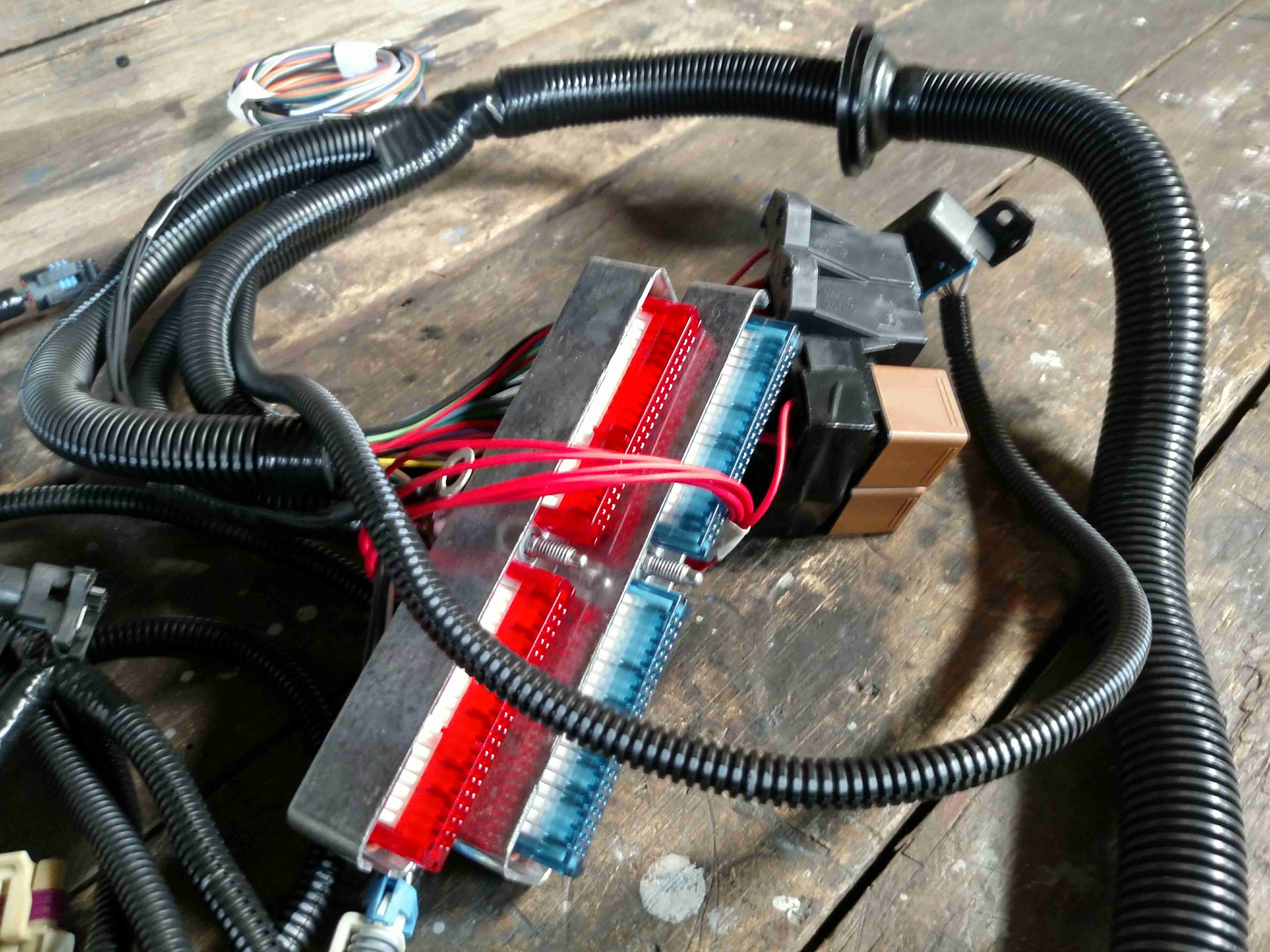 Psi Ls1 T56 Standalone Wiring Harness