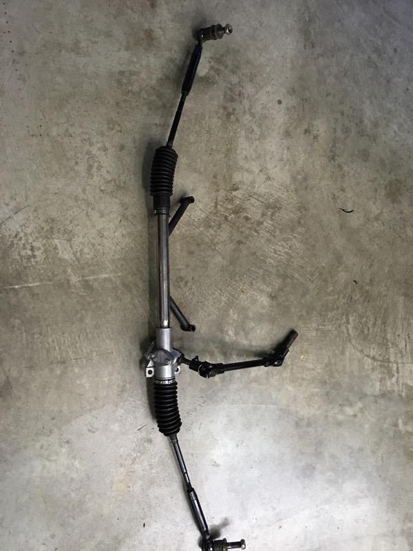 spohn flaming river manual steering
