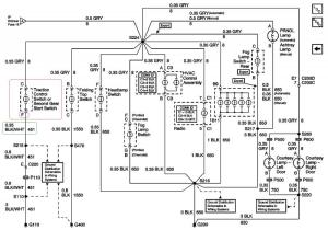 Wiring diagramcircuit board diagram TCS Switch?  LS1TECH