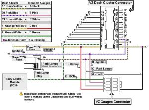 2006 GTO wiring harness info needed  LS1TECH