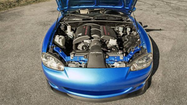 LS3 Swapped Flyin' Miata Is A Dodge Viper Killer With A 0-60