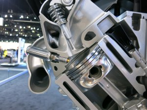 LA Auto Show 2013: LS Engine Cut Aways  LS1Tech